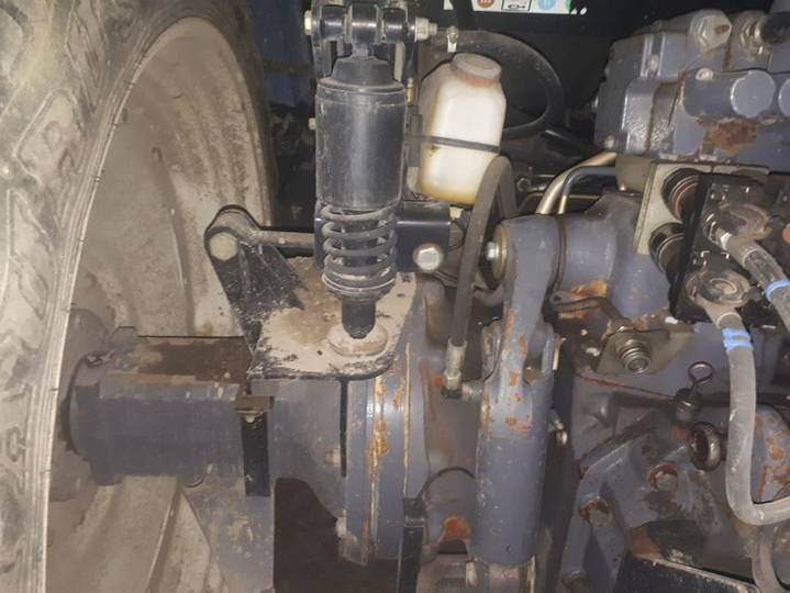 New Holland tm 165 - 2000 - image 4