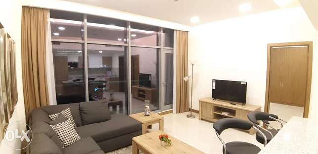 Brand new fully furnish 1bhk apartment for rent in Juffair