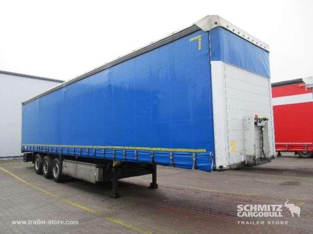 Schmitz Cargobull Curtainsider Bordwandsider Getränke - 2012