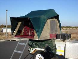 CHALLENGER 4X4 Camping Trailer
