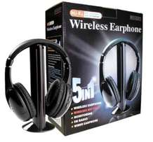 Brand New 5 in 1 Wireless Headphones