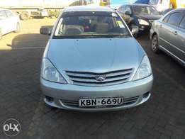 Toyota Allion. Clean and good condition