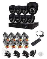 8 channel CCTV kit internet enabled remote mobile view