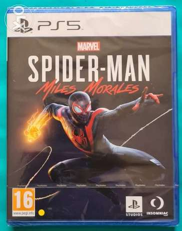 PS5 Brand New 1 Game FOR SALE