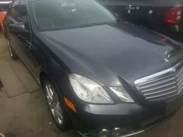 Tincan cleared tokunbo mercedes bens e350 010