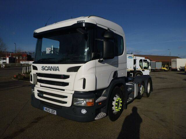 Scania P410 - 2015