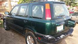 Honda crv 99 model firstbody