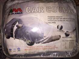used Car Cover [fits almost all sedans] dim[190x70x47]