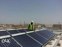 Solar System Installations and Acceeories