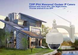 720P Waterproof IP Camera- I504