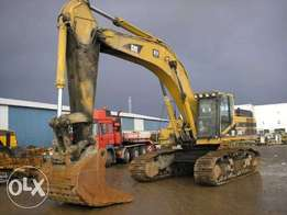 Caterpillar 345B LME - To be Imported
