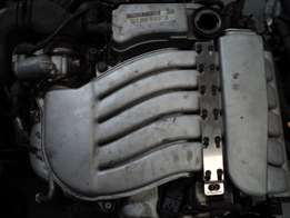 AZX VW JETTA 2.3 5 CYL engine R10000