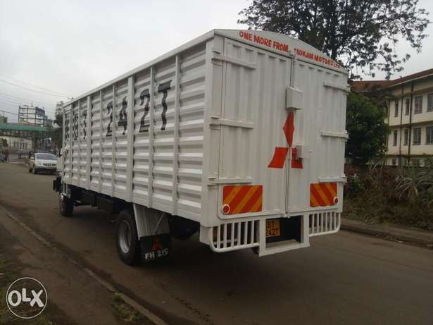 Mitsubishi Fh215 KBT..Very Clean and in Excellent condition. Parklands - image 4