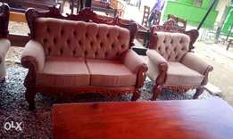 Antique 6 seater sofa