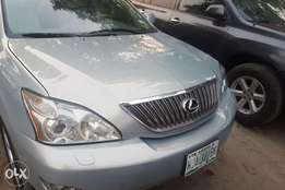 Extremely clean register 07 lexus rx 350