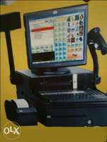 Pos Point of Sale Complete System