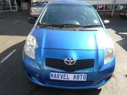 2008 Toyota Yaris T3 Trendline For R65,000
