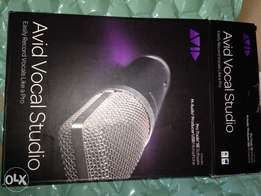 Original Avid Vocal Studio condenser Mic