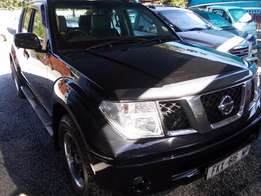 Nissan Navara 2.5TD 4x4 in Good Condition, DVD players in Back Seats.