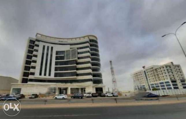 Excellent office with different spaces for rent in Raya tower