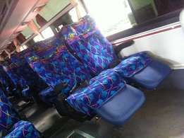 Quality msafiri recliner seat for bus and coachs