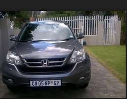 Stripping for parts 2010 Honda Crv 2.2D N22B