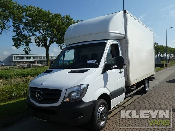 Mercedes-Benz SPRINTER 513 CDI laadklep taillift - 2015