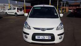 2009 White Hyundai i10 1,2 for sale