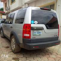 Registered neatly used 05/06 LR3 first body Toks standard