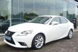 2016 Lexus IS 200T E, with 25000km available now!