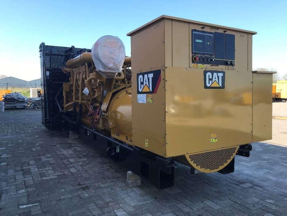 Caterpillar 3516B - 2.250 kVA Generator - DPX-25033 - 2014 - image 2