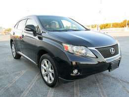 Fully loaded Toyota Lexus RX 350
