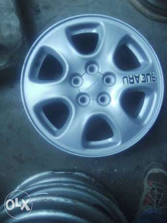 original japan rims Ruaka - image 6