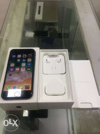 UK used iPhone 7 256GB with Full Accessories Ikeja - image 1