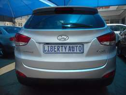 2013 Hyundai ix35 SUV 2.0 Executive Automatic Gear 57,261km Leather Up