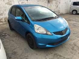 Honda Fit :2010:KCN