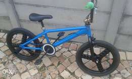 Avalanche DV8 freestyle bmx bicycle