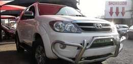 Toyota fortuner 3.0d