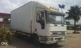 A Tokunbo Iveco Truck