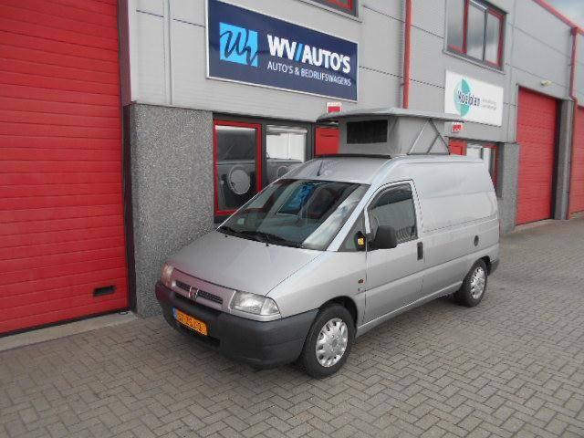 Peugeot EXPERT 220C 2.0HDI 2.0 hdi camper met hefdak airco - 2001