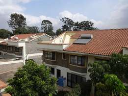 Fully furnished and serviced townhouse in Brookside Westlands