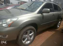 Clean 2 months Registered 2005 Lexus Rx330