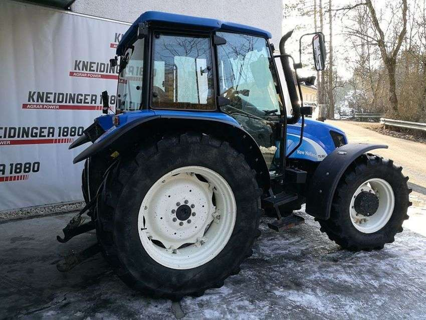 New Holland Tl 90 A - 2004 - image 3