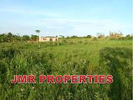 Titled 25 decimals plot for sale in Kiira at 70m