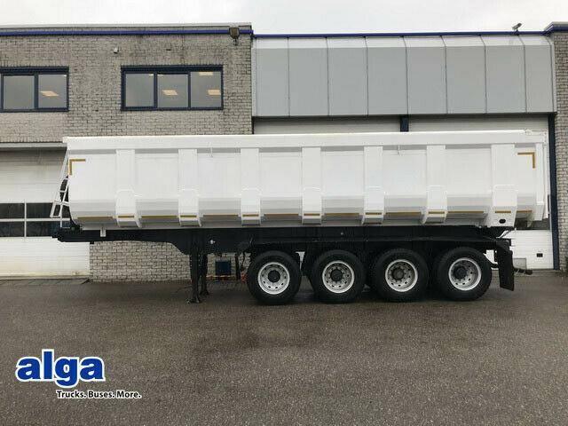 Stahl tonar  45m³ zwillingsbereifung 4 achser - 2019