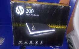 1month hp scanner 200