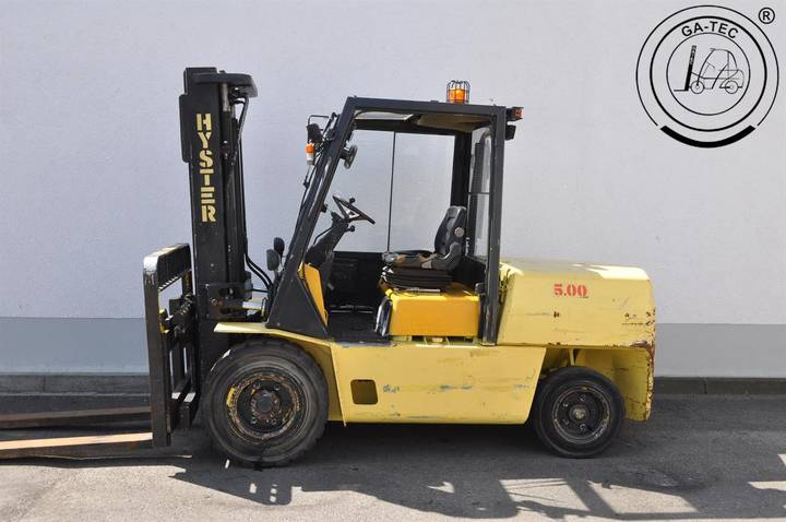 Hyster H5.00XL - 1998 - image 2