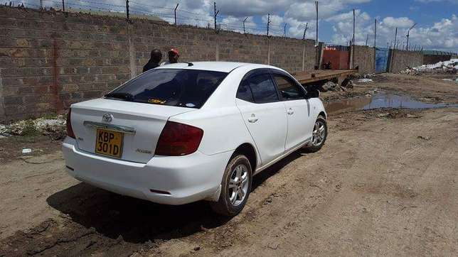 White KBP Allion well maintained on quick sell Nairobi CBD - image 2