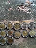 top S.A coins for Sale