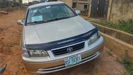 Clean Toyota Camry 1999 Model for Sale